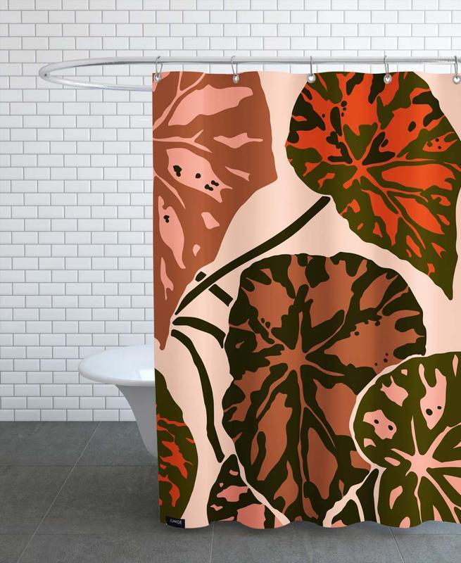 Blätter & Pflanzen, Plant III -Duschvorhang