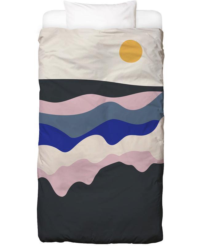 Mountains, Sunrise Bed Linen