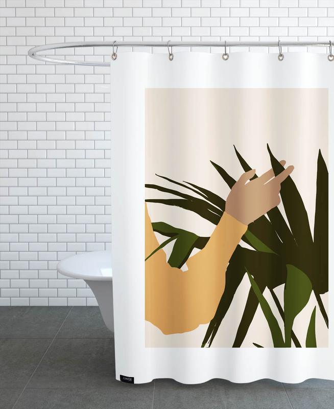 Tactility -Duschvorhang