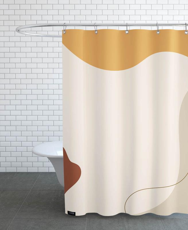 , Curvature -Duschvorhang