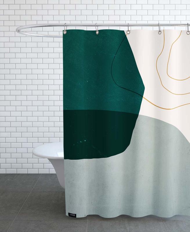 Interplay -Duschvorhang