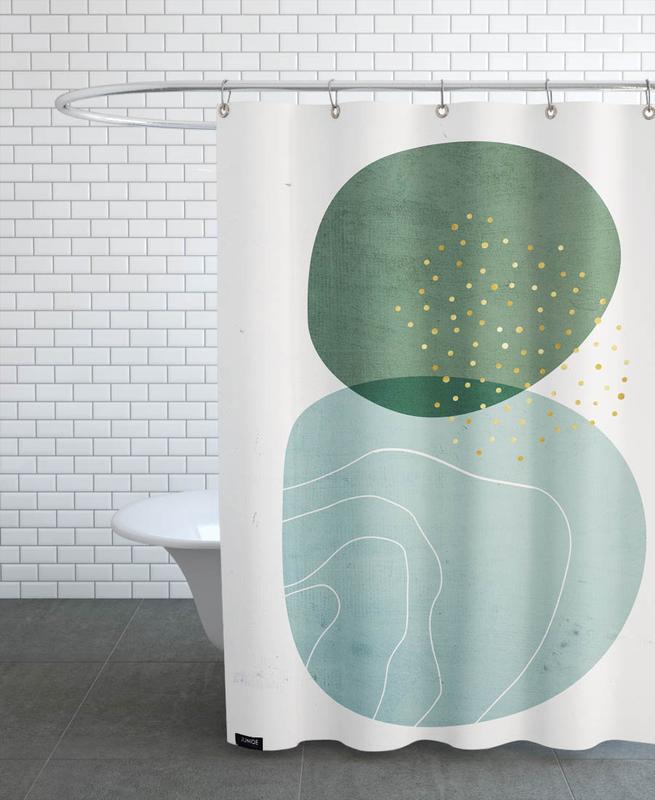 , Foam -Duschvorhang