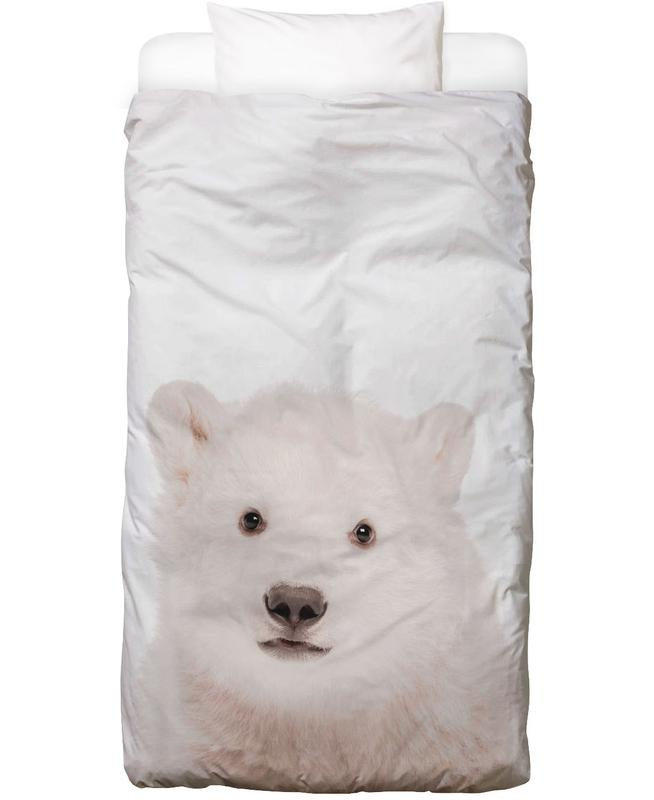Bears, Christmas, Nursery & Art for Kids, Polar Bear Bed Linen