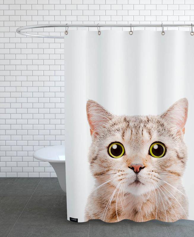 Chats, Art pour enfants, Kitten rideau de douche