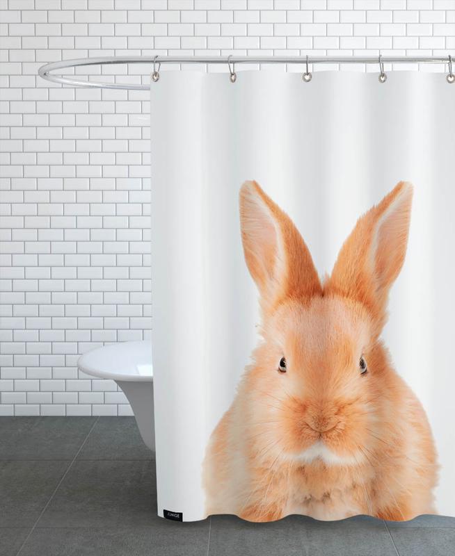 Art pour enfants, Lapins, Pâques, Bunny rideau de douche