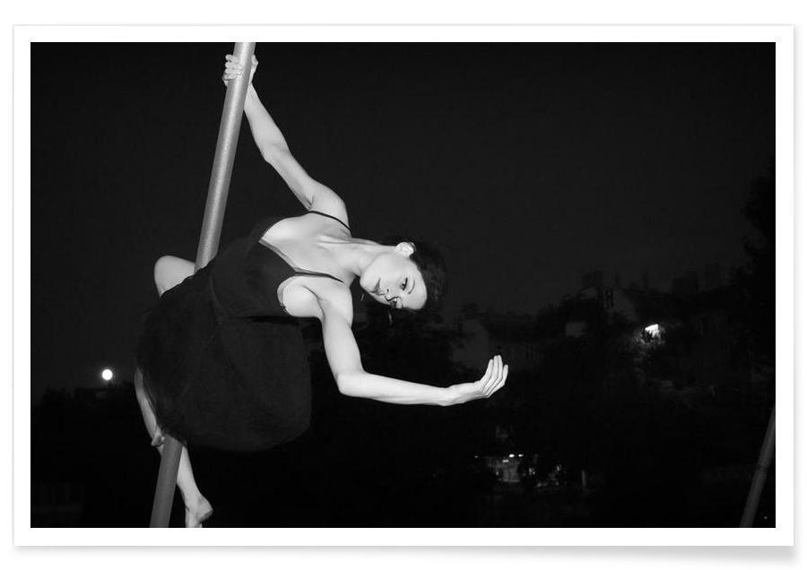 Moonlight ballet -Poster
