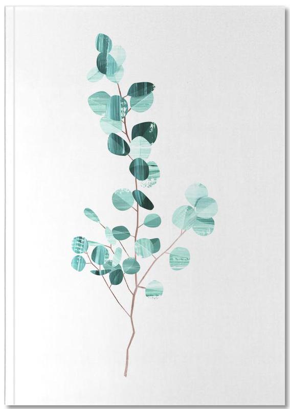 Feuilles & Plantes, Eucalyptus Notebook