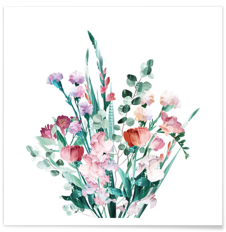Spring Bouquet -Poster