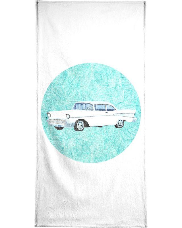 Meet Your New Car Bath Towel