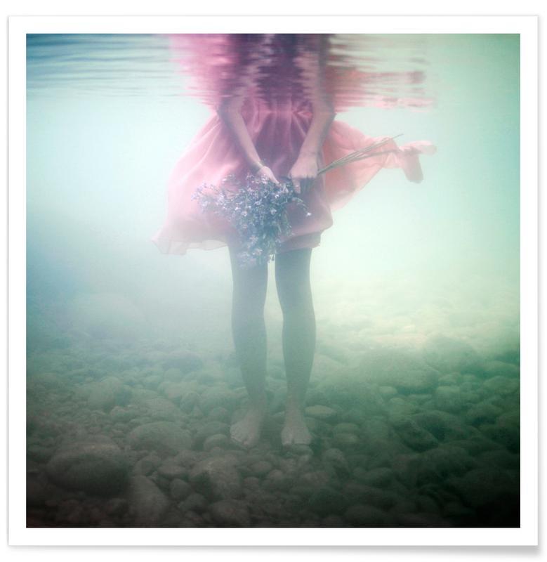 Traumwelt, Underwater Bouquet -Poster