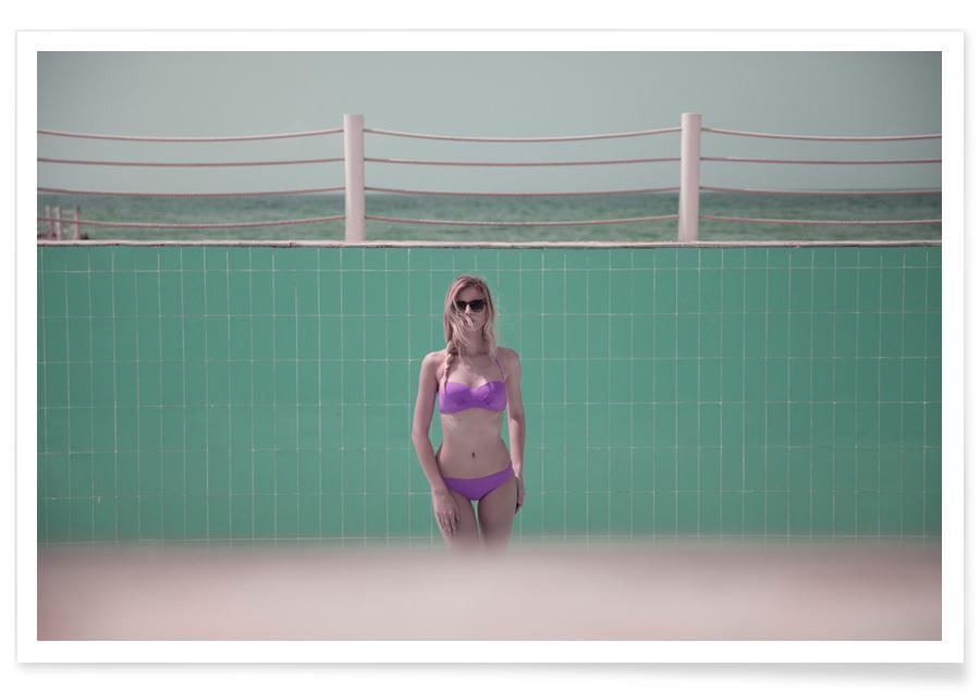 , Pool Girl 4 -Poster