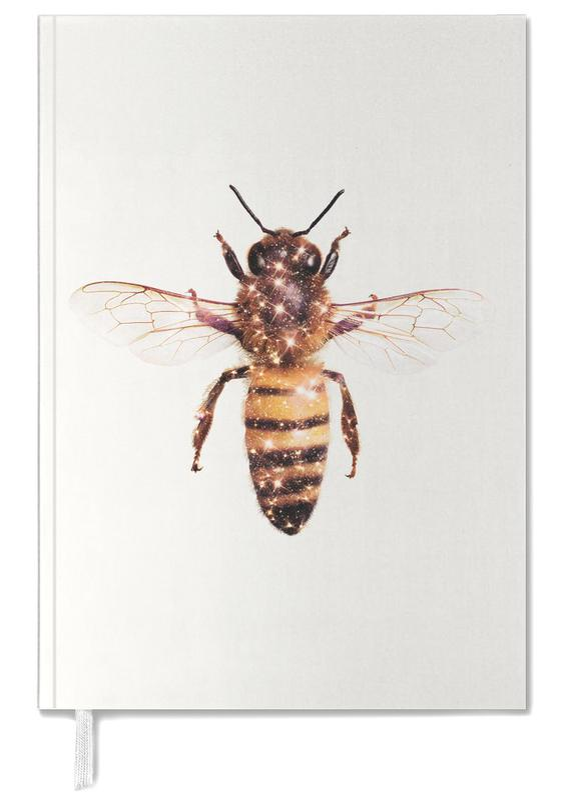 Abeilles, Humour, Art pour enfants, Glitter Bee agenda