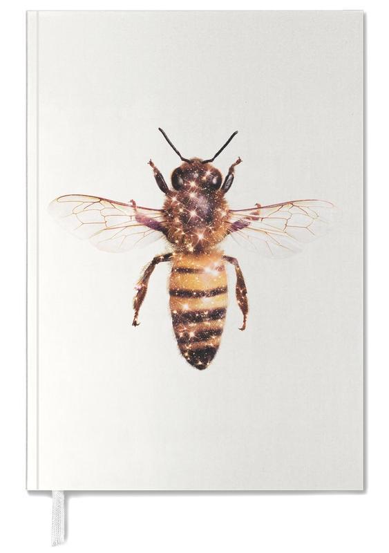 Kinderzimmer & Kunst für Kinder, Lustig, Bienen, Glitter Bee -Terminplaner