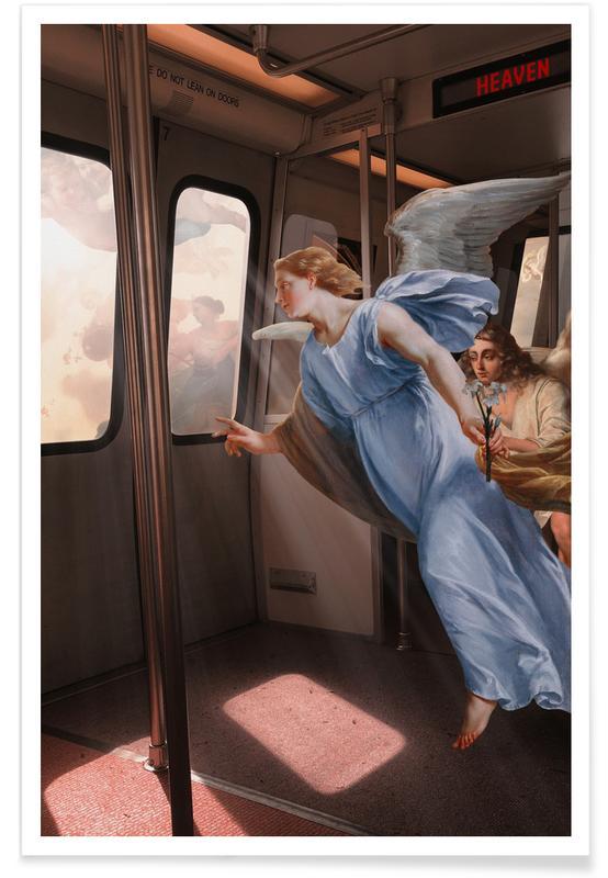 Last Stop Heaven Poster