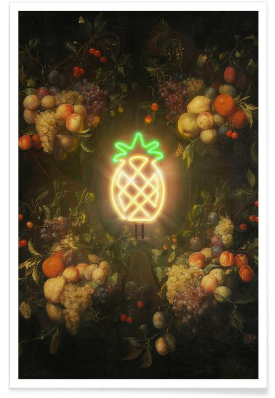 The Holy Pineapple -Poster