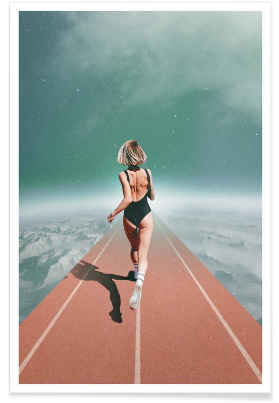 Run Girl Run poster