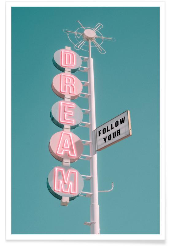 Skylines, Follow Your Dream affiche