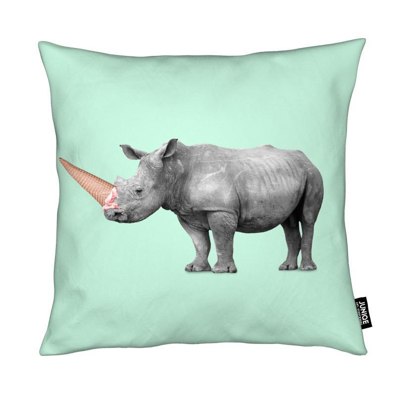 Rhinos, Ice Cream, Ice Cream Rhino