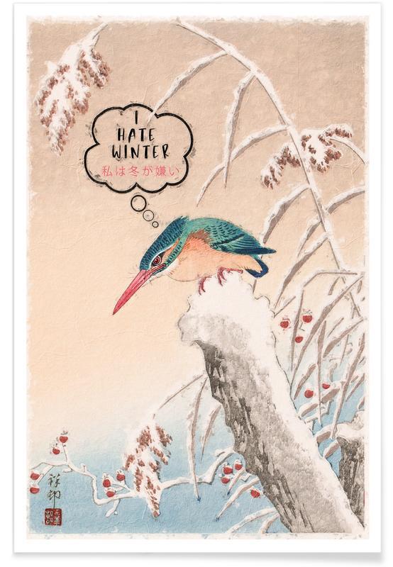 , Angry Bird poster