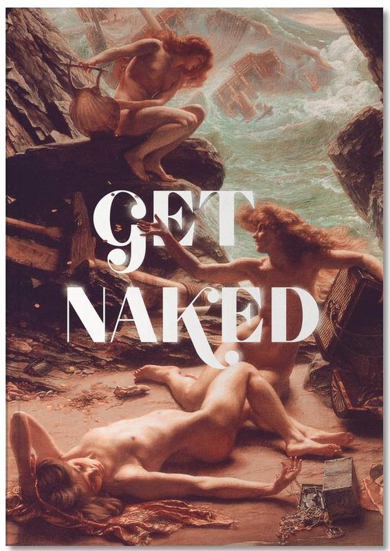 Groupes, Get Naked Notebook