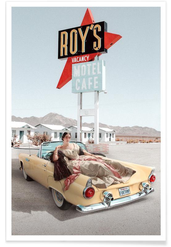 Auto's, California Princess poster