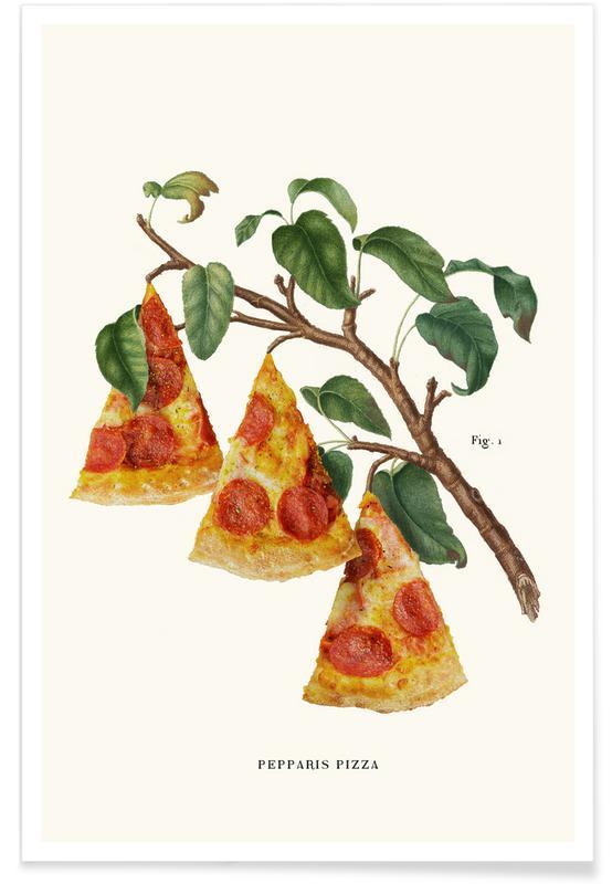 Humour, Pizza Plant affiche