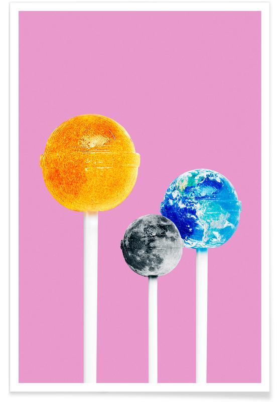 Sucettes, Lollipops affiche
