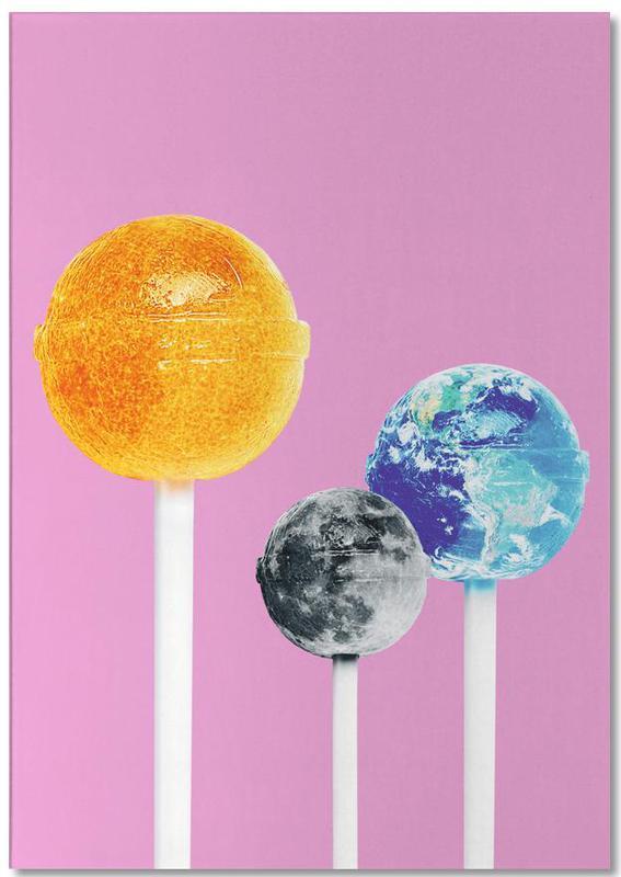 Lollipops Notepad
