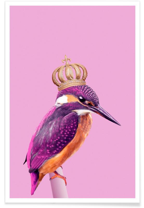 Queen Fisher -Poster