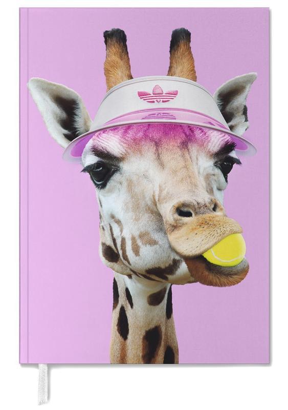 Tennis, Girafes, Humour, Tennis Giraffe agenda
