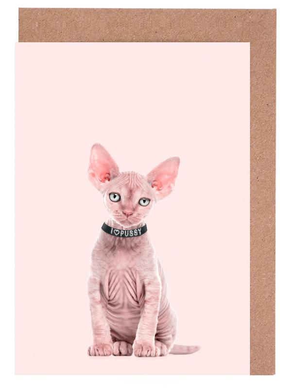 All Cats Are Beautiful -Grußkarten-Set