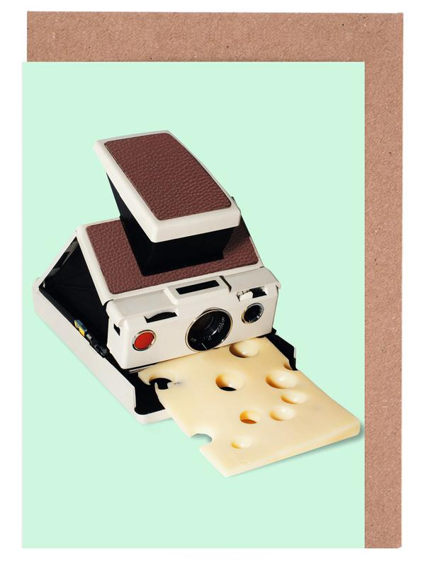 Say Cheese -Grußkarten-Set