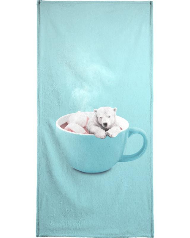 Beren, Hot Chocolate handdoek