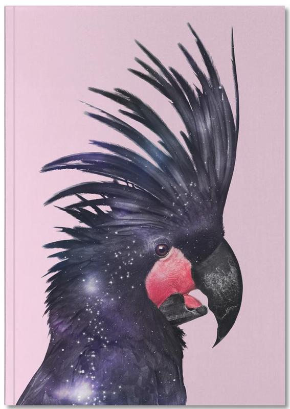 Galaxy Bird Notebook