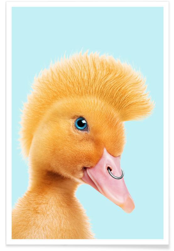 Rebel Duckling affiche