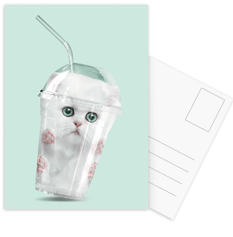 Catshake cartes postales