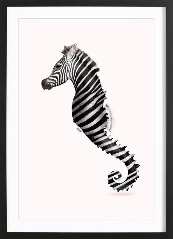 Zeahorse Framed Print