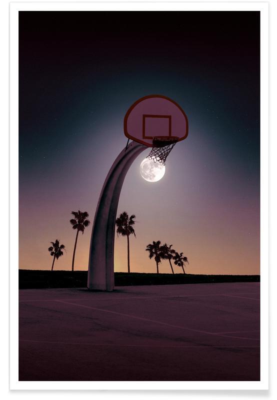 Basketball, Basketmoon Poster