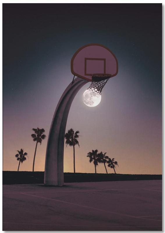 Basketmoon Notepad