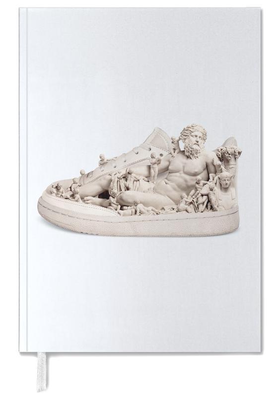 Vintage Sneaker Personal Planner