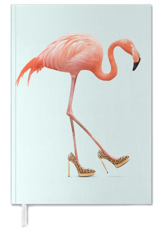 Fancy Flamingo Personal Planner