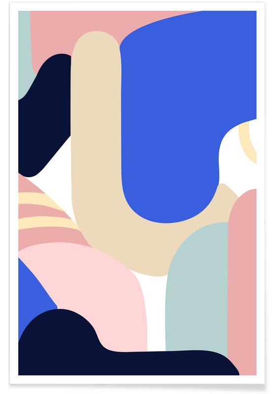 Blue Monday -Poster
