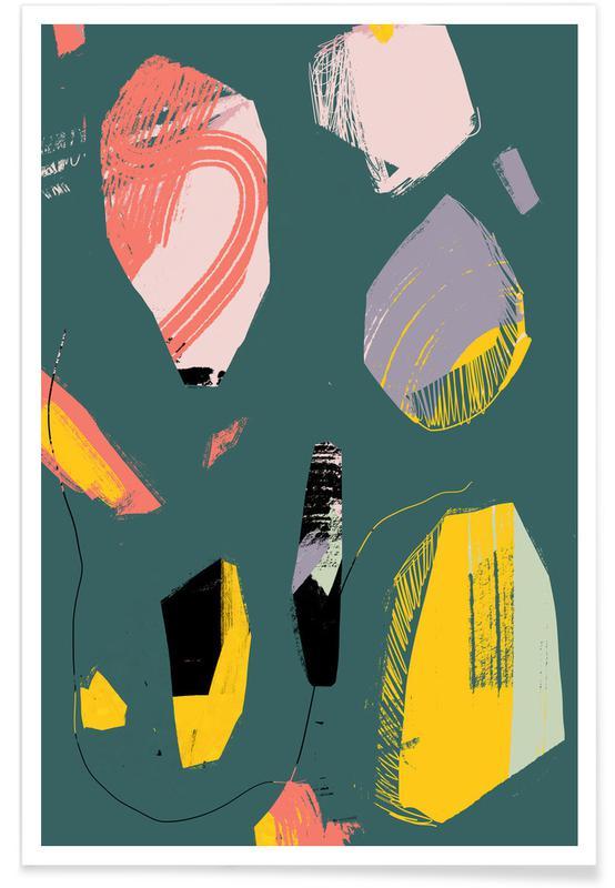 , Jade Rock Poster