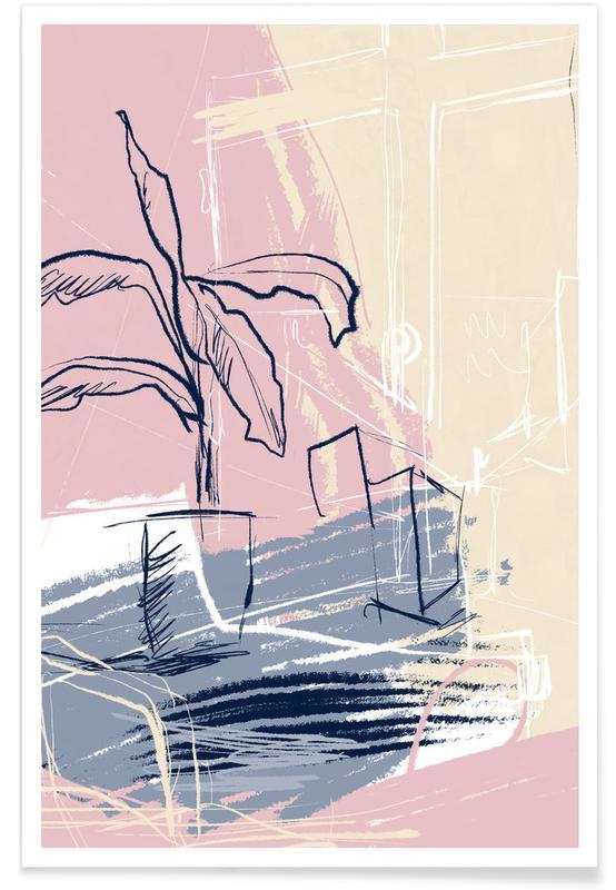 , Indoor Studies I poster