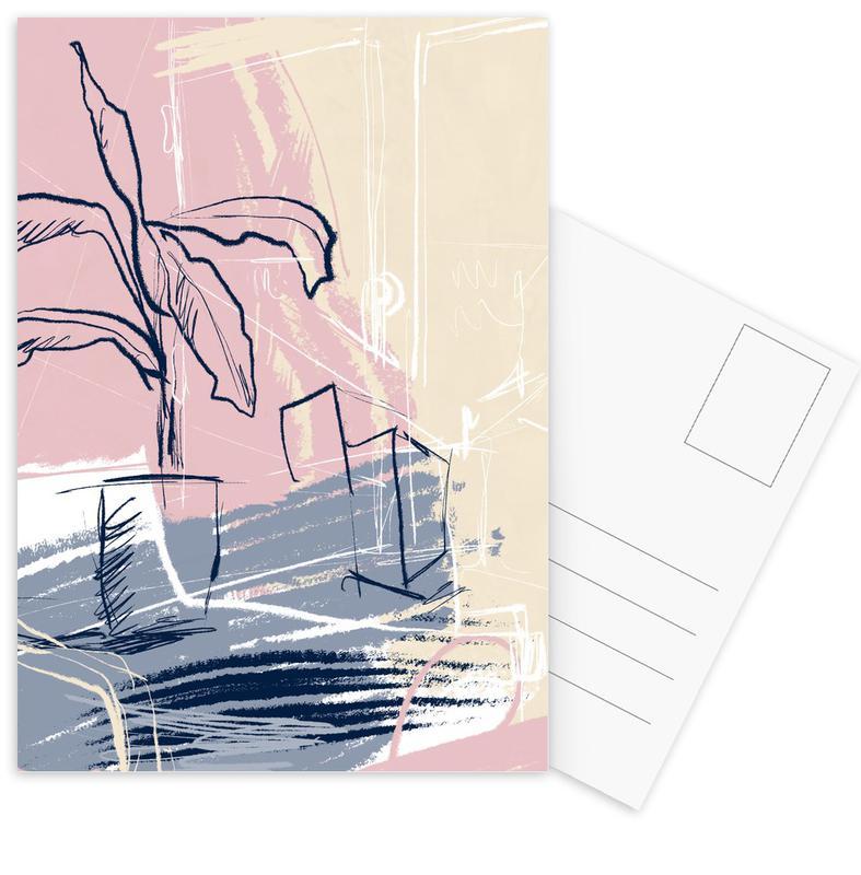 , Indoor Studies I cartes postales