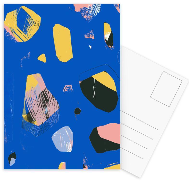 , Rocks In Blue cartes postales
