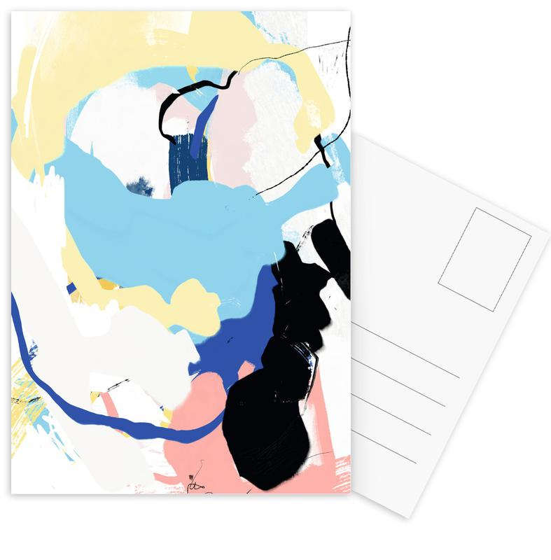 , Messages cartes postales