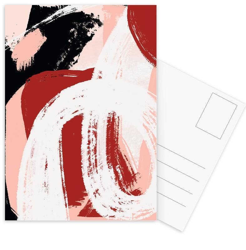 , Kabuki cartes postales