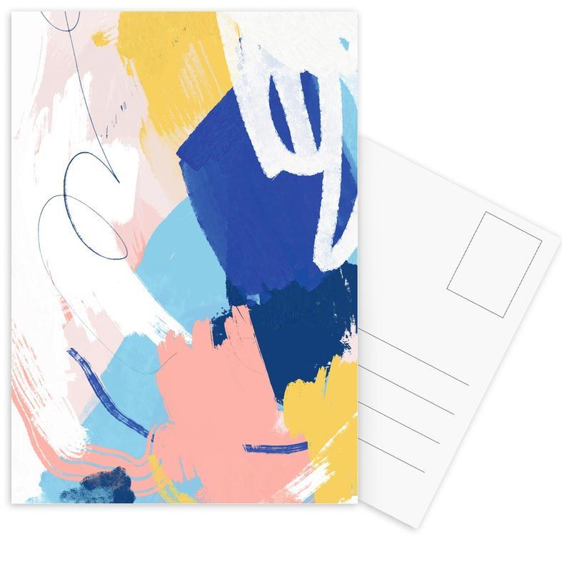 , Chalk cartes postales