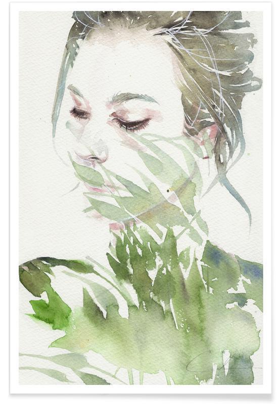 Garden V -Poster